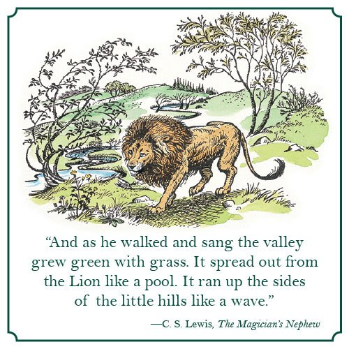 Aslan Earth Day