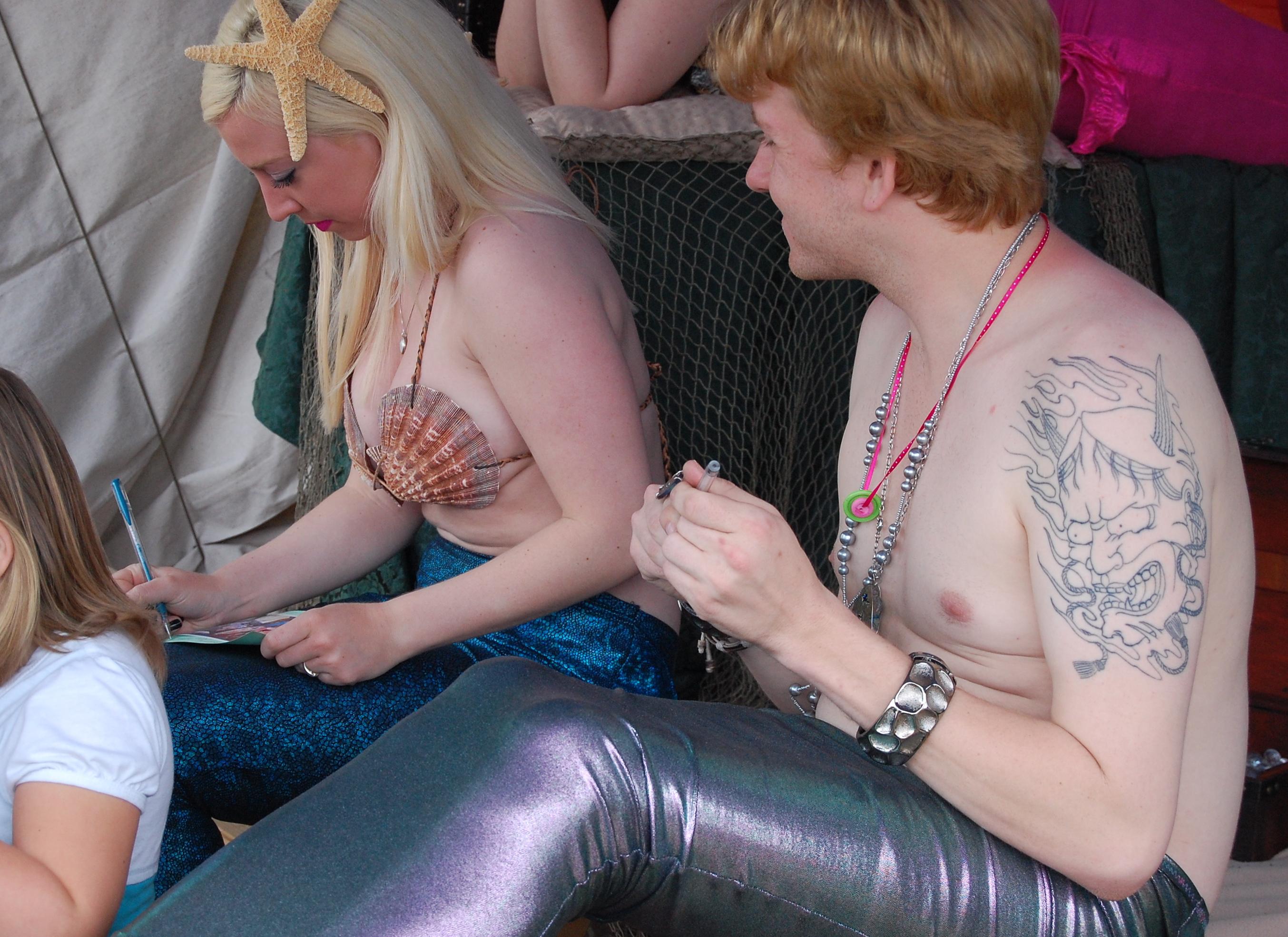 Renaissance mermaids