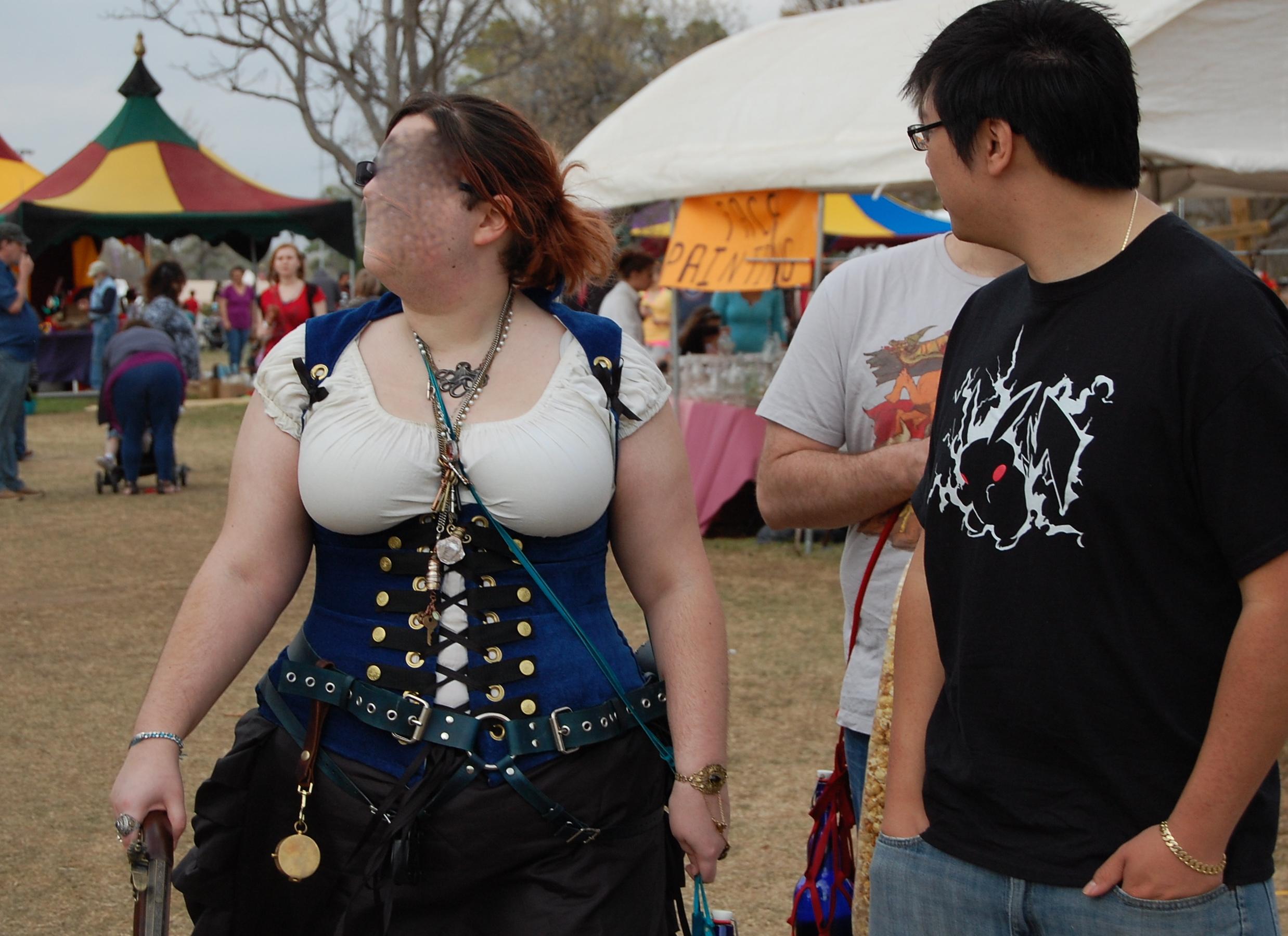 Renaissance cleavage