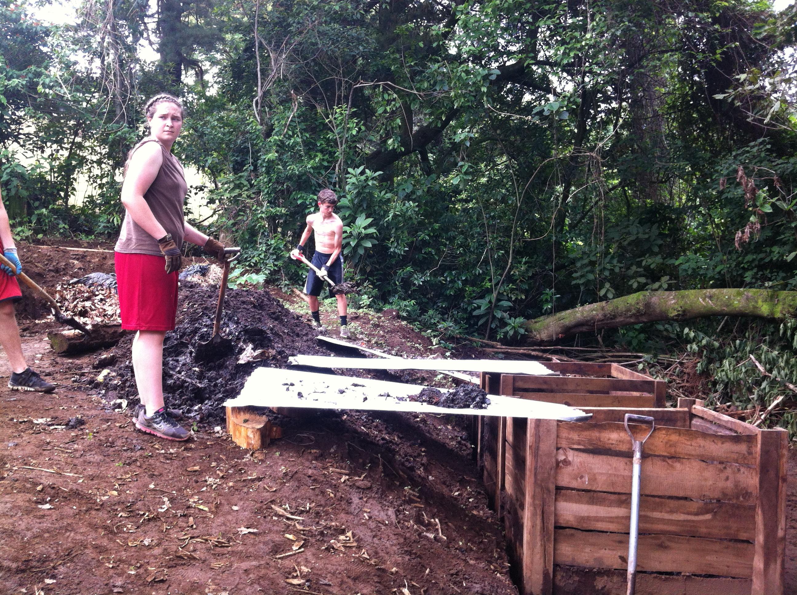 Costa Rica compost