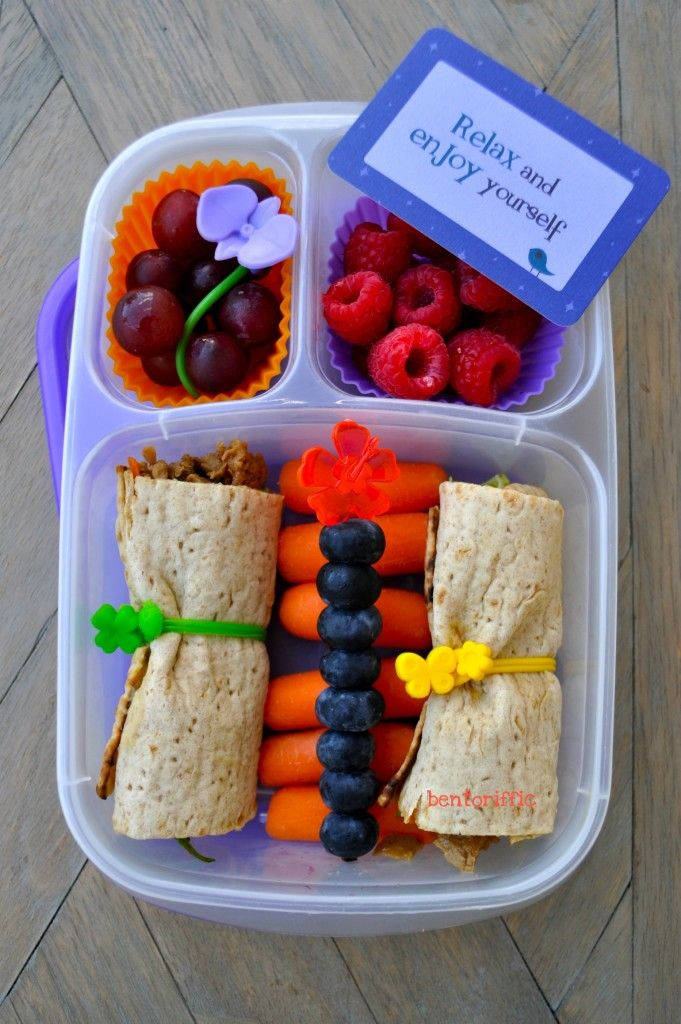 Pinterest lunch boxes